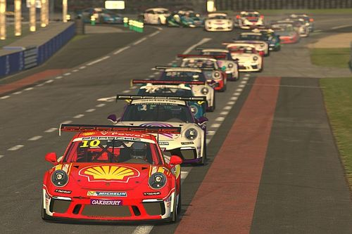 Goldner e Giassi vencem em Le Mans pela Porsche Esports Carrera Cup