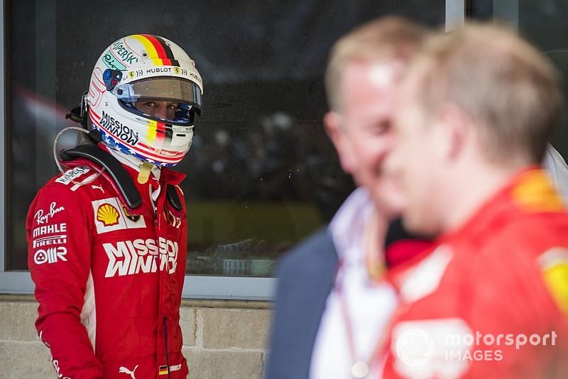 Brawn: Vettel'in yaptığı hatalar