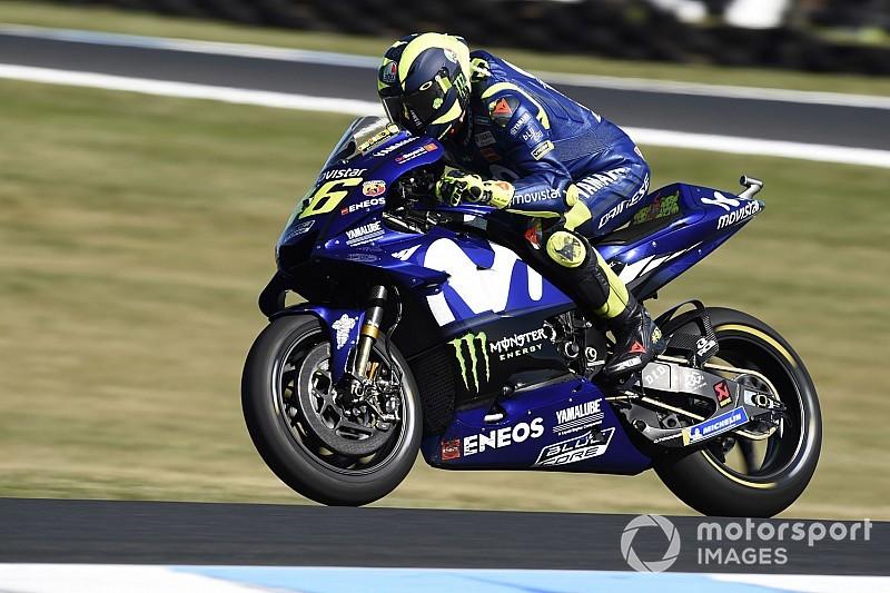 Rossi: Diferença de tamanho para Viñales é uma desvantagem