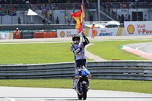 Martin vence de ponta a ponta e é campeão da Moto3