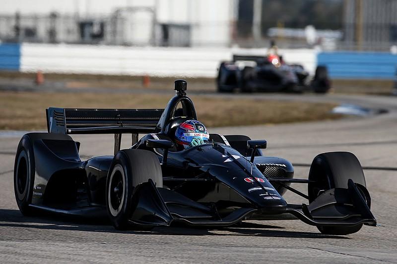 "Wickens on IndyCar: ""I'm having to reprogram my head"""