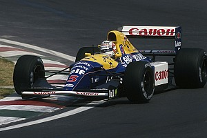 Formel 1 Fotostrecke Fotostrecke: Alle Formel-1-Autos von Williams seit 1978