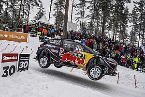 WRC Breaking news Ogier penalty controversy prompts WRC format change calls