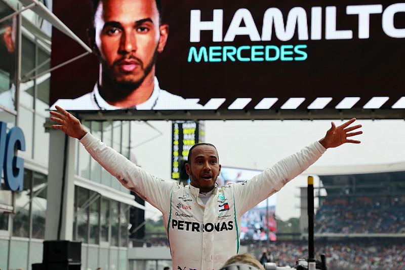 Hamilton se la cava con una reprimenda, ma resta il vincitore del GP di Germania