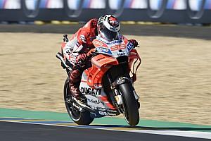 Lorenzo mogelijk met Yamaha-motor bij Marc VDS