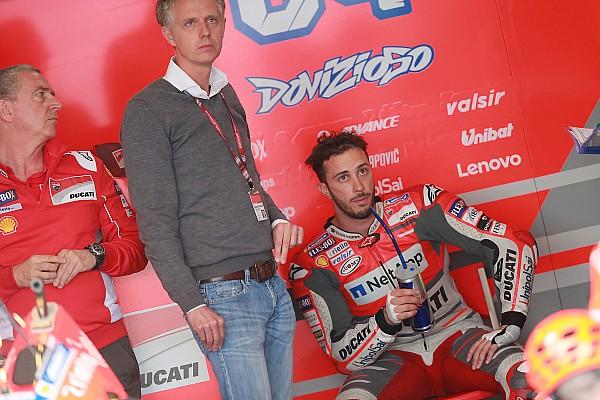 MotoGP Ultime notizie Dovizioso ha rifiutato la prima offerta della Ducati per il rinnovo