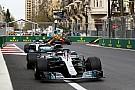 GP Azerbaijan: Duo Red Bull baku hantam, Hamilton menang dramatis