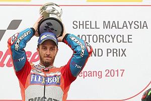 MotoGP 比赛报告 多维兹奥索赢下赛季第六胜,总冠军悬念留至收官站