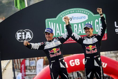 """Ogier """"considering"""" WRC exit at the end of 2017"""