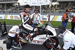 Moto3 Noticias Darryn Binder ficha por el equipo Ajo de Moto3
