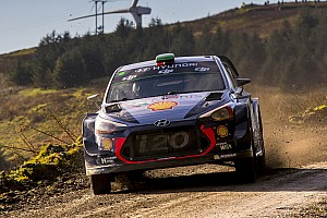 WRC Prova speciale Gran Bretagna, PS14: Neuville continua a spingere forte
