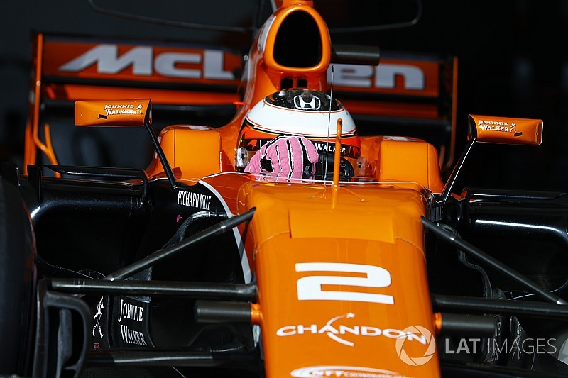 Troca de motor joga Vandoorne para fim do grid dos EUA