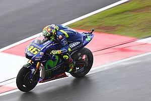 MotoGP Crónica de test Rossi renace y Márquez elude la Q1 por los pelos