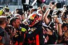 """La """"debacle"""" de México provocó la sanción a Verstappen, dice Horner"""