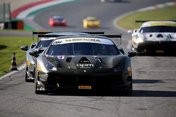 Ferrari Prette gana la última carrera de la Ferrari Challenge Asia Pacific en Mugello