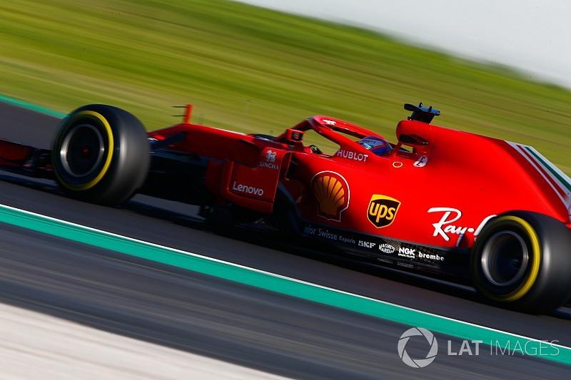 Pneus: Ferrari plus agressif que Mercedes à Barcelone