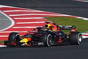 Fórmula 1 Crónica de test Ricciardo supera a Hamilton en el segundo día de Barcelona