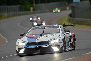 "Le Mans Breaking news BMW: New GTE BoP ""difficult to understand"""