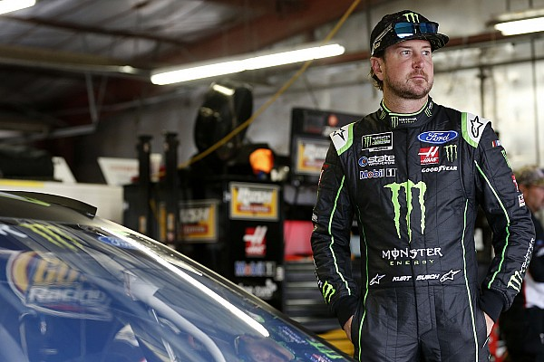 Third at Michigan, Kurt Busch says