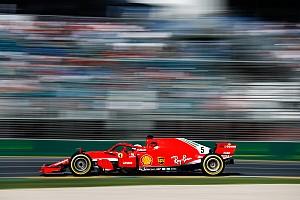 فيتيل: نتحلّى بسرعة أكبر لسباق أستراليا