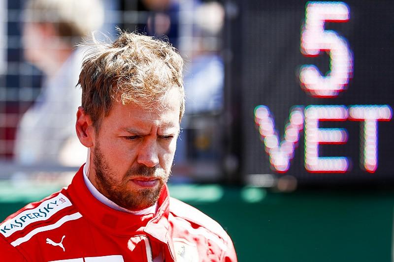 Vettel: İnsanlar Formula 1 yüzünden beni bir insan olarak görmüyor