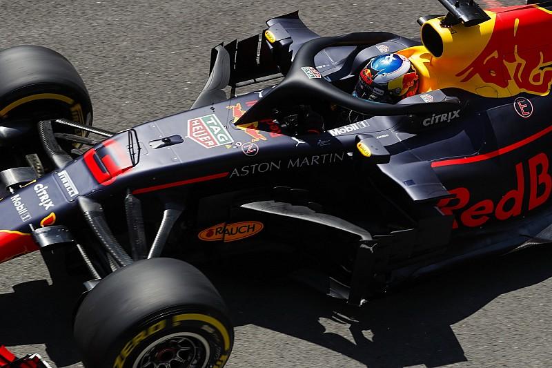 FP1 GP Jerman: Ricciardo unggul 0,004 detik dari Hamilton