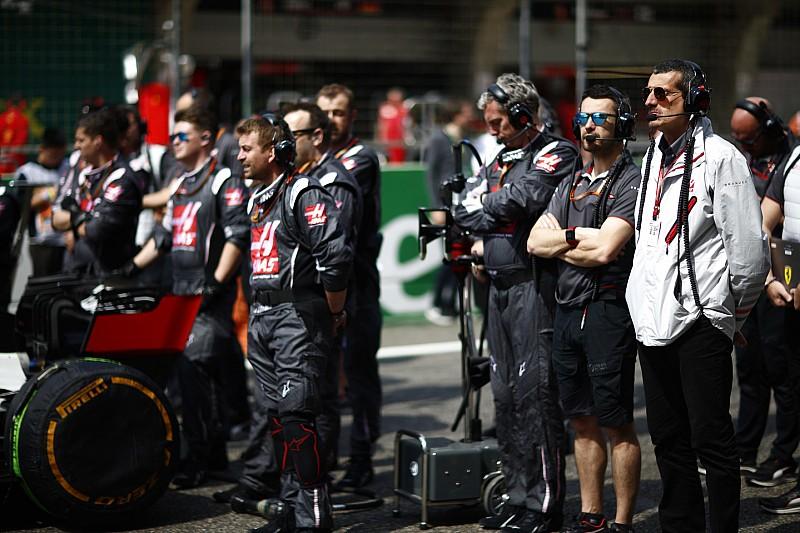 Steiner: Haas'ın Ferrari ile olan ortaklığında yanlış bir şey yok
