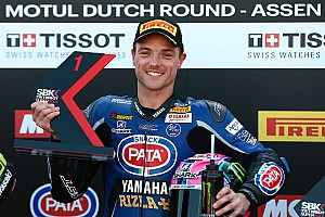 World Superbike Qualifying report Assen WSBK: Lowes outpaces Rea for maiden pole