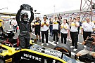 Formula 1 Renault marks Saudi female law change with F1 run