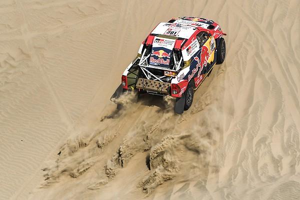 """Dakar Noticias de última hora Toyota responde a Peugeot: """"Encontraron un agujero en el reglamento"""