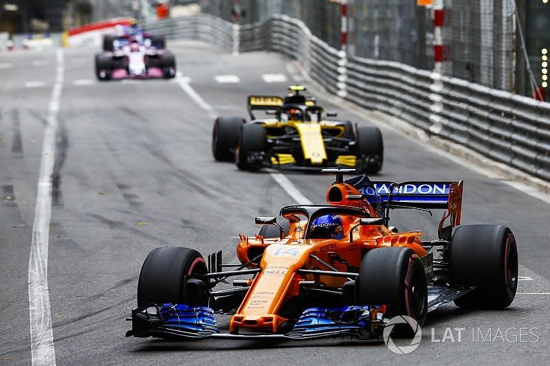 アロンソ、今年のモナコGPは「史上最も退屈なレース」だとがっかり