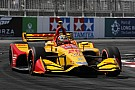 "IndyCar Hunter-Reay admits his Long Beach race was ""a complete nightmare"""