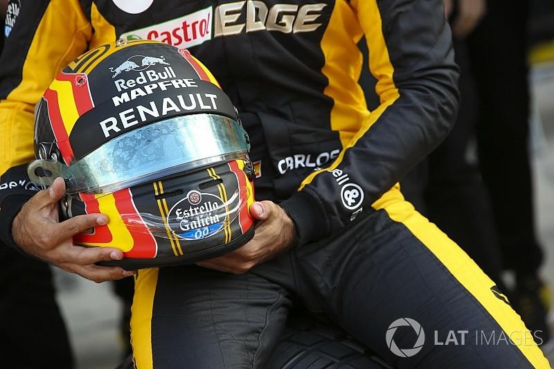 Sainz eddigi versenysisakjai a motorsportban