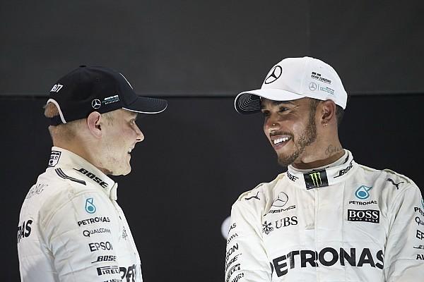 Formel 1 News Toto Wolff: Durch Bottas andere Sicht auf Stall-Rivalität