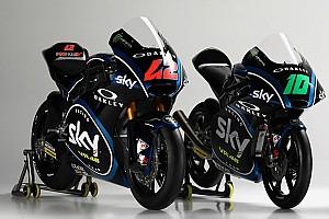Moto2 I più cliccati Fotogallery: la presentazione dello Sky Racing Team VR46 2018