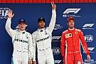 İspanya GP: Mercedes ve Hamilton üç yarış sonra pole'de!