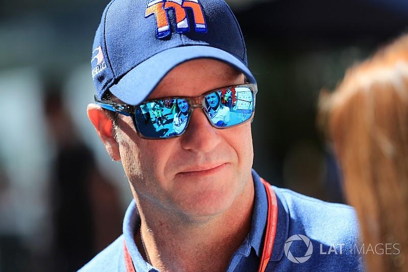 Barrichello minimiza casos de assaltos em Interlagos