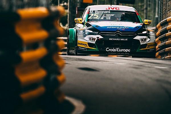 Macau WTCC: Michelisz kazası yolu tıkadı, Bennani kazandı