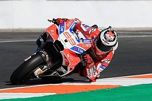 MotoGP Nieuws Lorenzo: Ontwikkeling Ducati