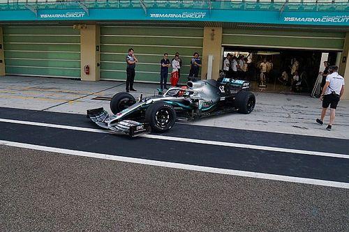 拉塞尔为倍耐力完成本年度18英寸轮胎测试