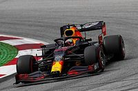 Verstappen blames damaged wing for gap to front