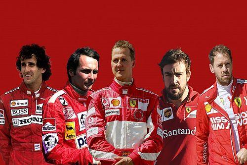 Historia: Ferrari y su tradición de acabar mal con sus estrellas