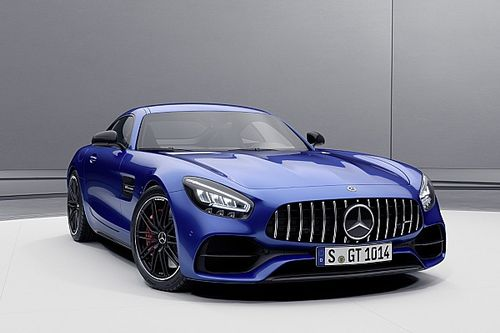 Mercedes-AMG GT, con il restyling è ancora più potente