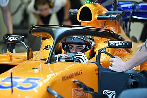 Sainz: Evolution at Renault will help at McLaren