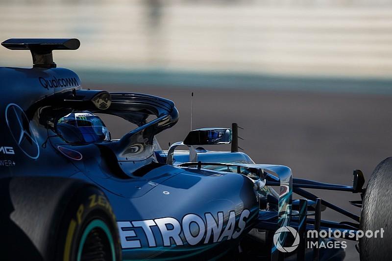 Mercedes tetapkan tanggal uji perdana W10