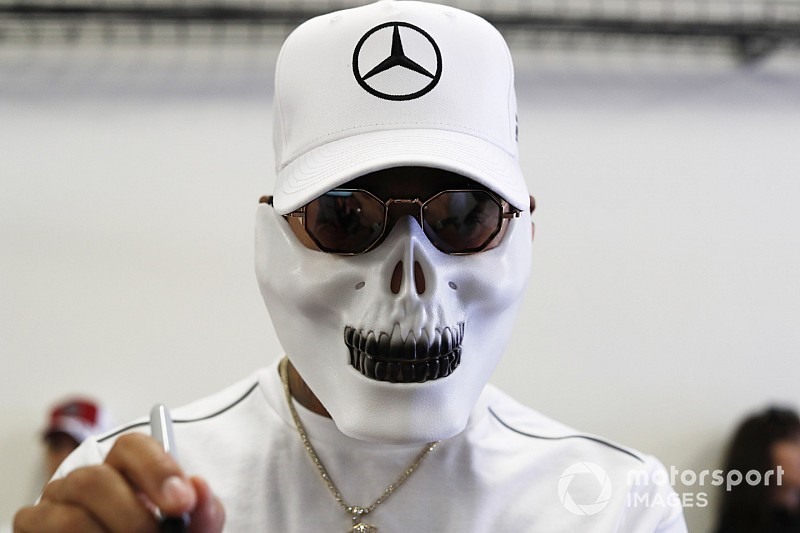 Las mejores fotos del GP de México