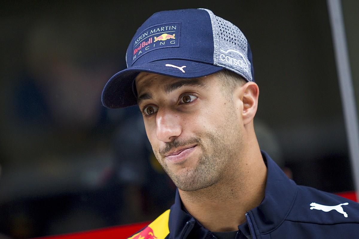 Ricciardo rajtbüntetést kap a Brazil Nagydíjra