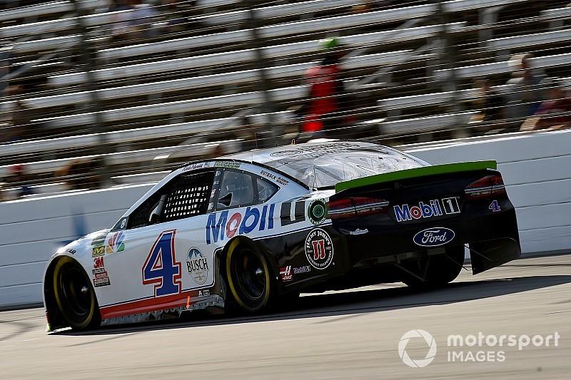 NASCAR: Harvick infraction
