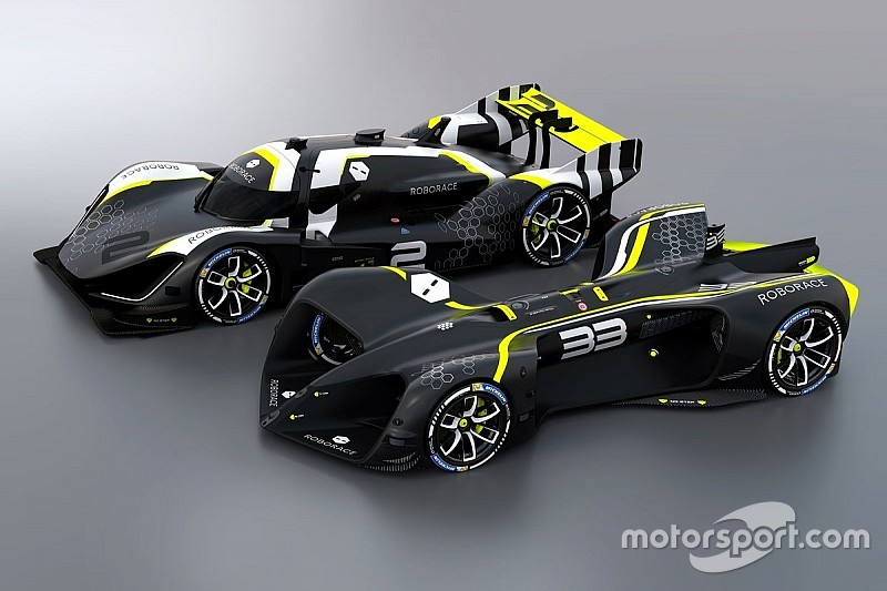 Roborace staat open voor demo tijdens F1 Grand Prix