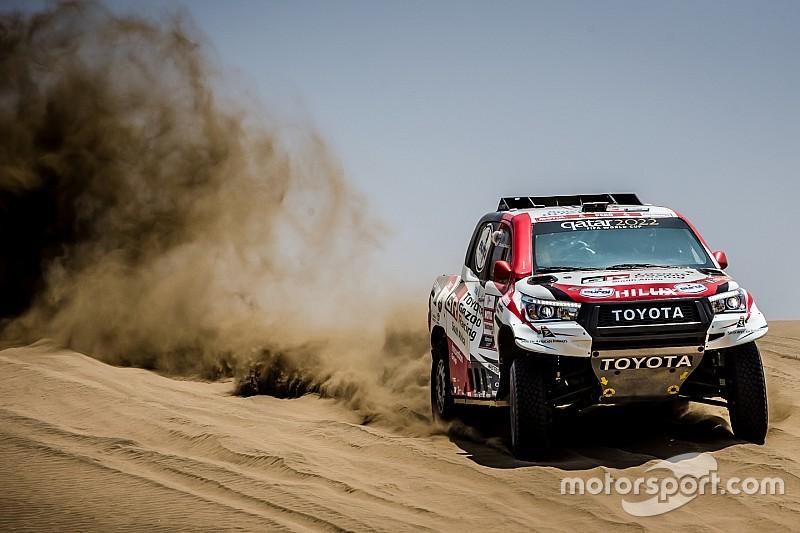 Toyota: 2019'da Dakar'ı kazanmak zorundayız